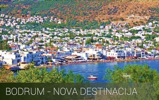 Bodrum Turska nova destinacija