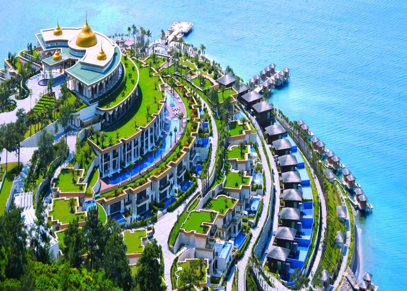 THE BODRUM ROYAL PALACE HOTEL